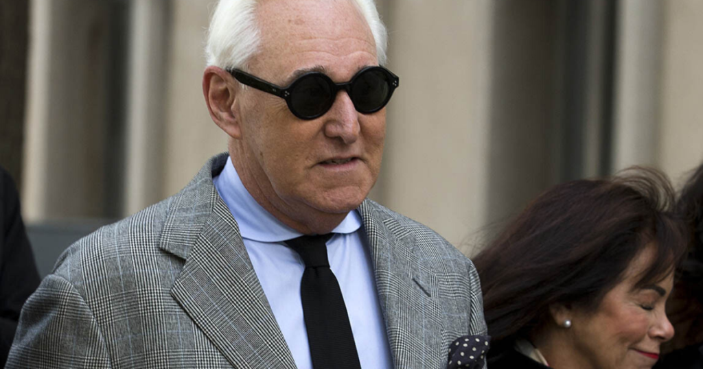 Case Study Roger Stone: An Exercise in Quick Escalation Under the U.S. Sentencing Guidelines